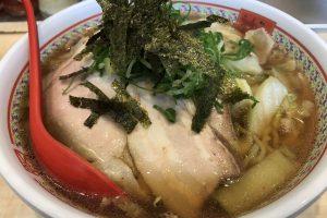 神座のラーメン雑炊
